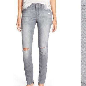 DL1961 Florence Skinny Instasculpt Chill Jeans